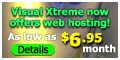 Visual Xtreme Hosting